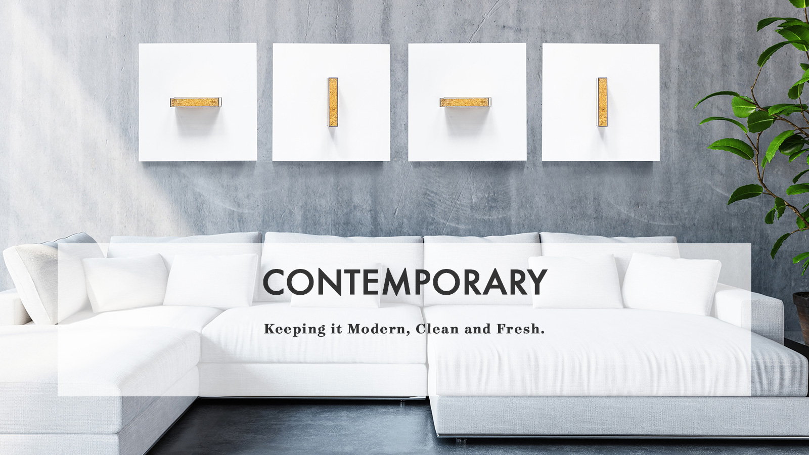 Gold - Contemporary