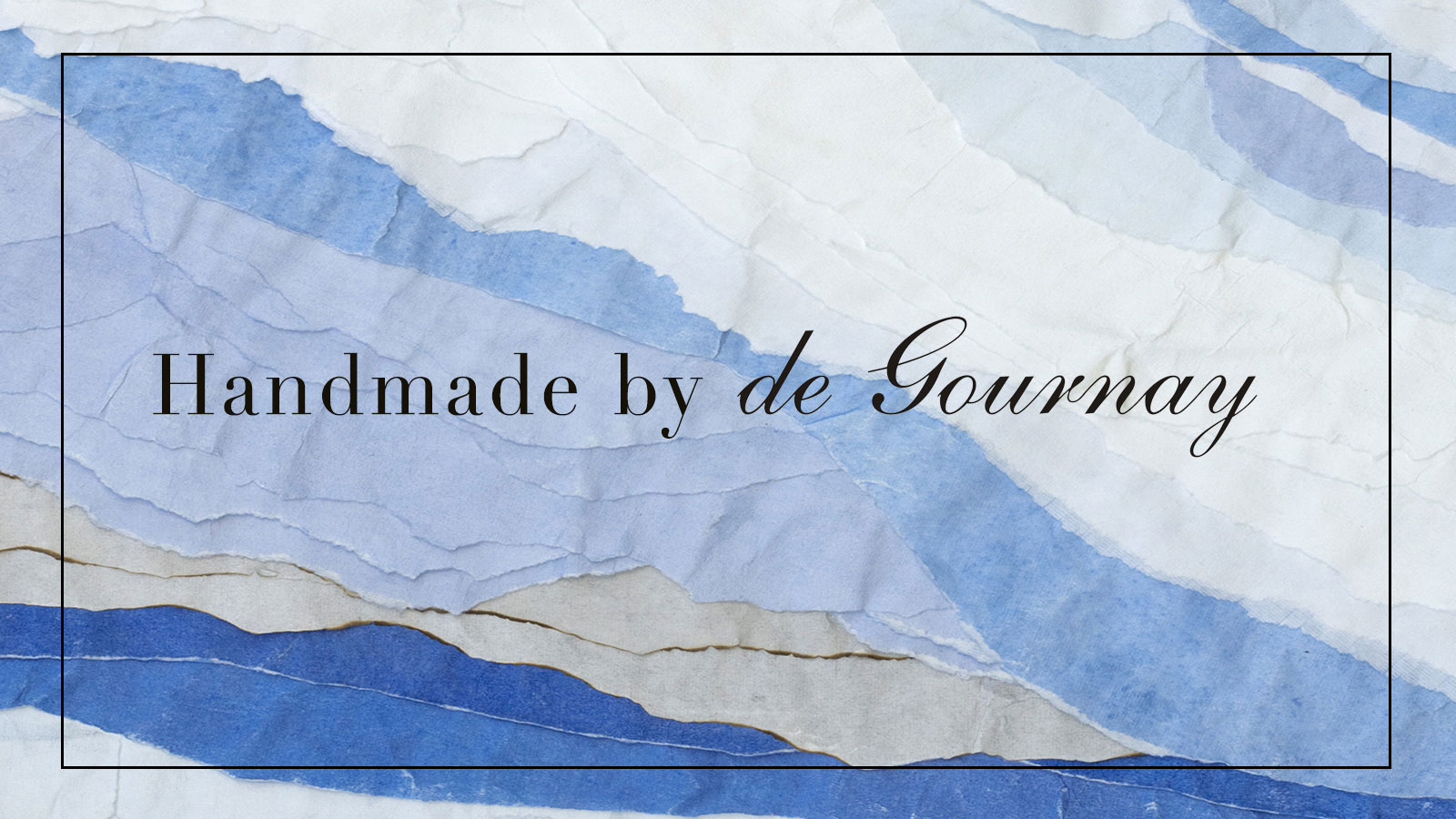 Handmade Papers - Handmade by de Gournay