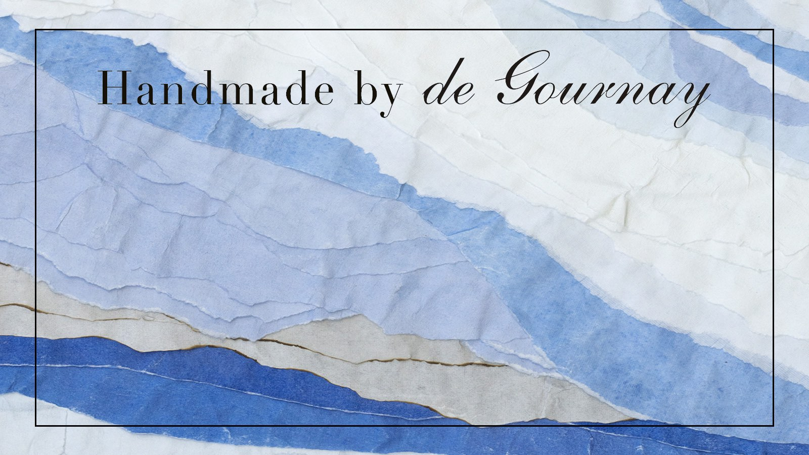 Gray - Handmade by de Gournay