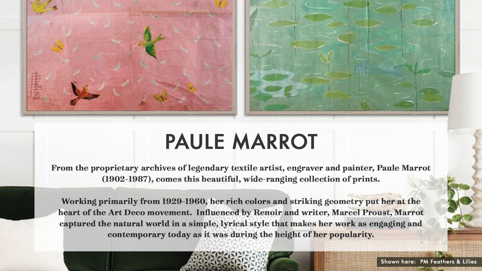 Green - Paule Marrot