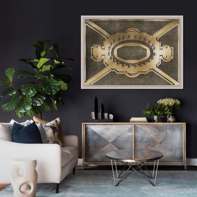 Gold Garden Design Collection