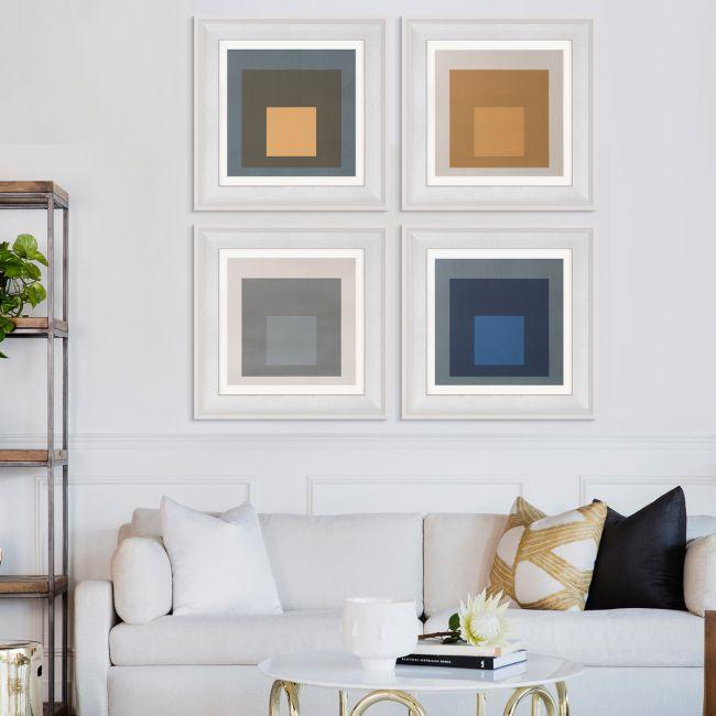 Modern Color Studies, Squares