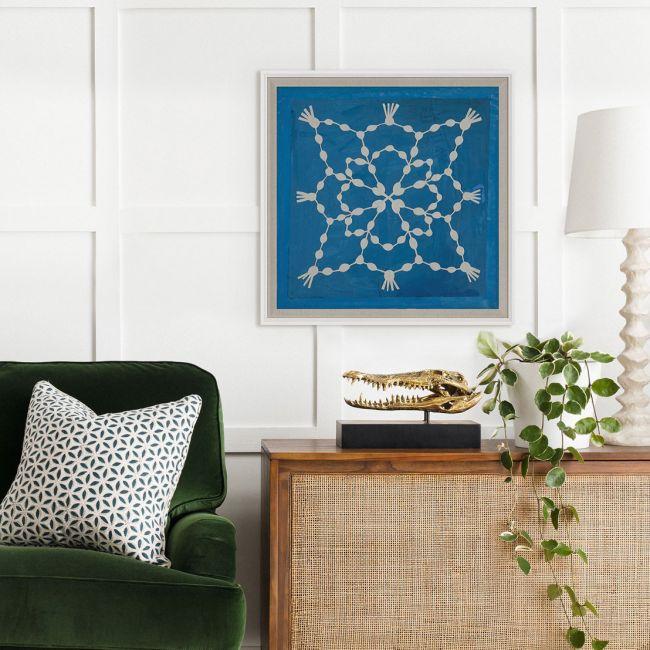 Paule Marrot, Blue Maze