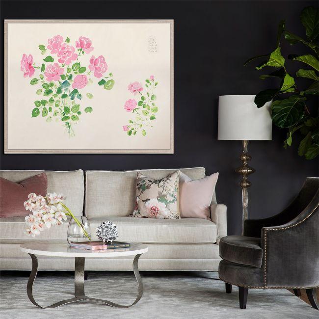 NEW Paule Marrot, Rose Bouquet