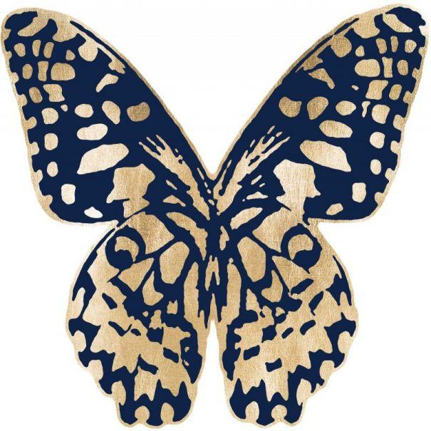 Butterfly Royale, Blue 1