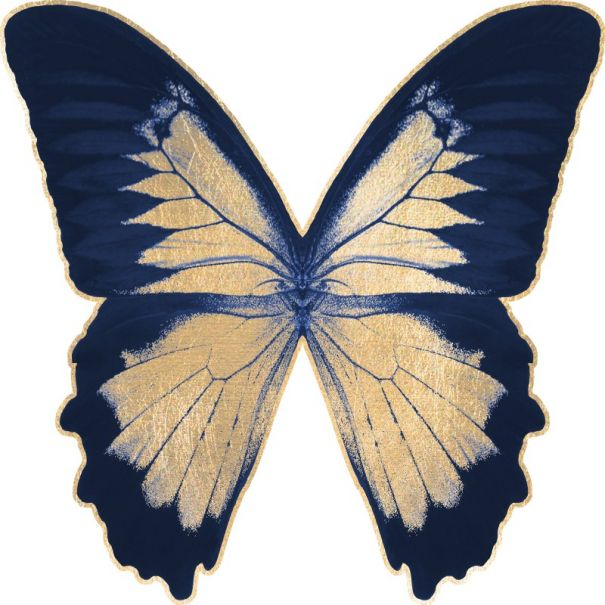 Butterfly Royale, Blue 2
