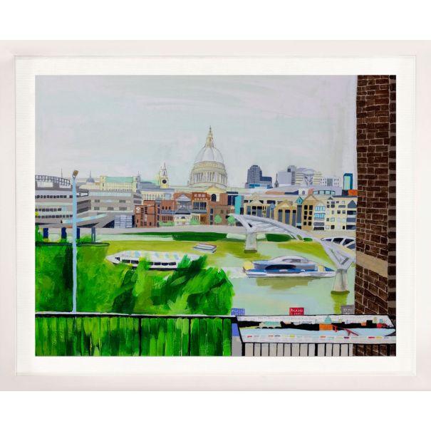 Alison Jones British Watercolor No. 5