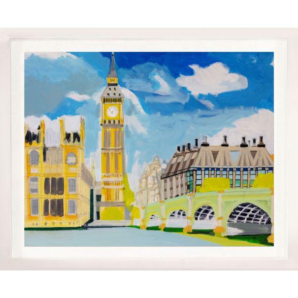 Alison Jones British Watercolor No. 6