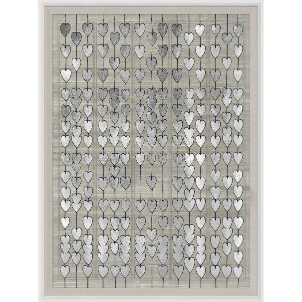 Cartier Heart Strings, Silver Leaf