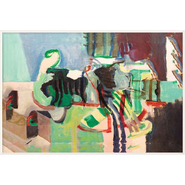 David Kronen Modern Abstract No. 14