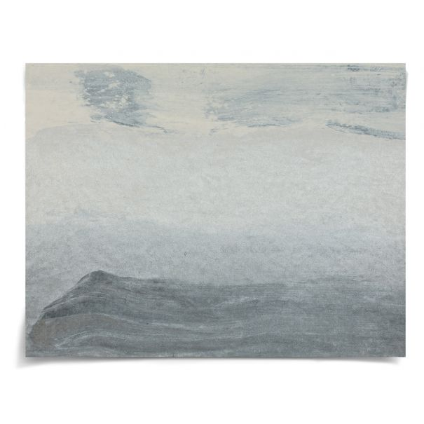 Ethereal Landscape, Small 6: Unframed Ready to Ship 22x17""
