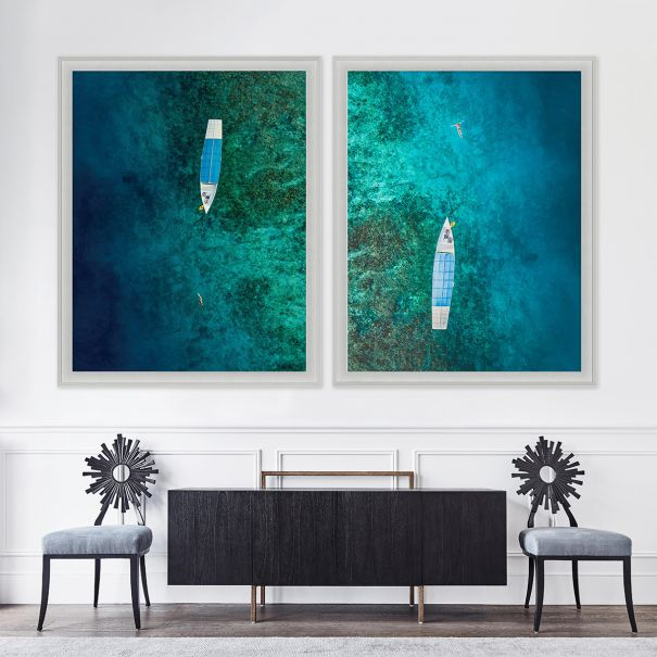 Folden Series 2, Ocean No. 12 and 13