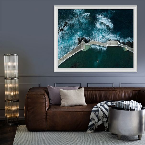 Folden Series 2, Ocean No. 15
