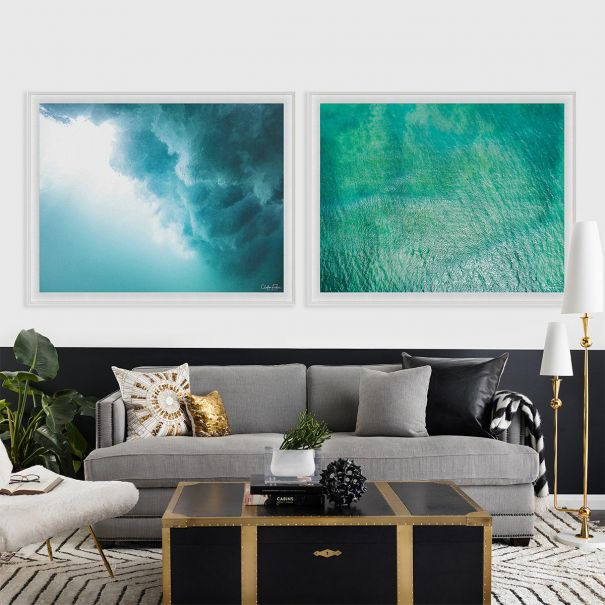 Folden Series 2, Ocean No. 3 and 4