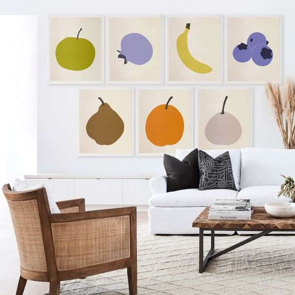 Modern Fruit Study