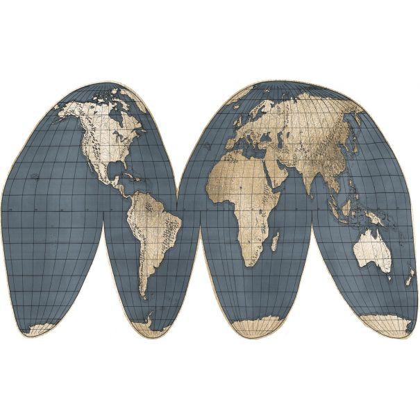 Modern World Map, Series 1