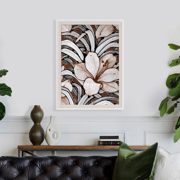 Modern Paradise, Nature Flower