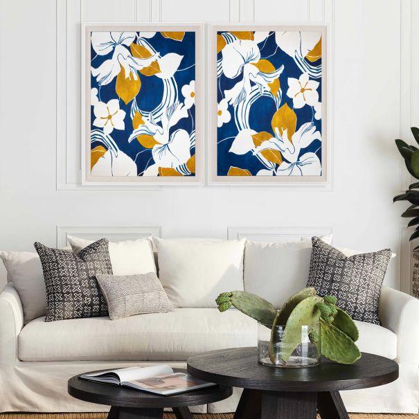 Modern Paradise, Sky Flower Series 2