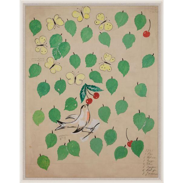 Paule Marrot, Cherries