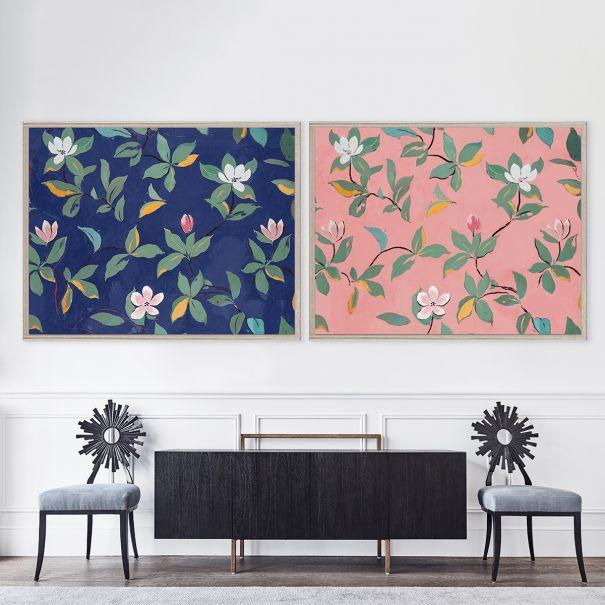 Paule Marrot, Pink Magnolias