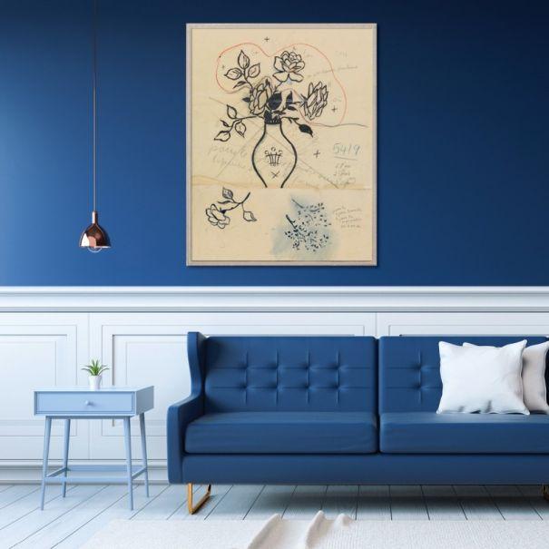 Paule Marrot, Tres Roses