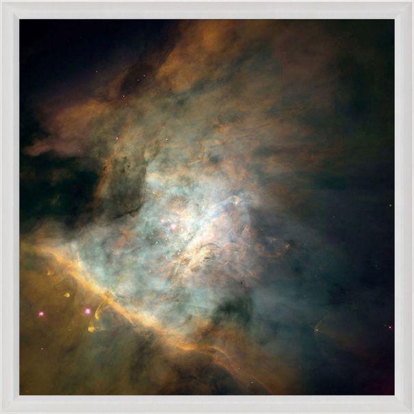 Orion Nebula, Reflection