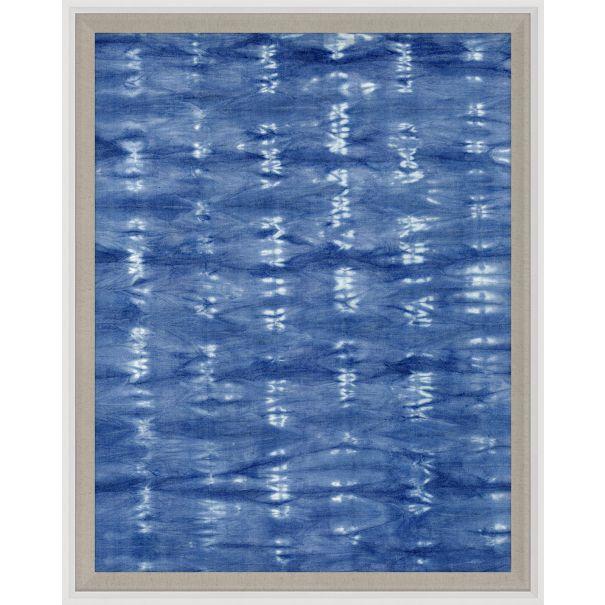 Shibori Blue 4