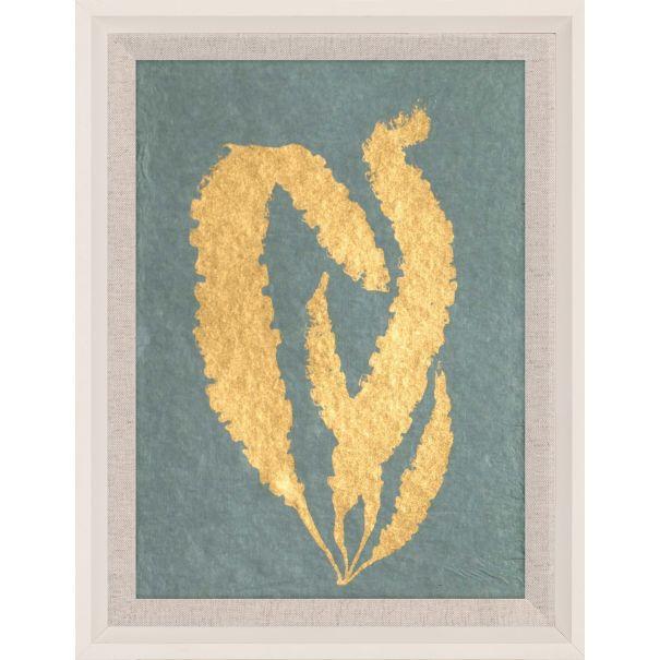 Silkscreen Seaweeds 1