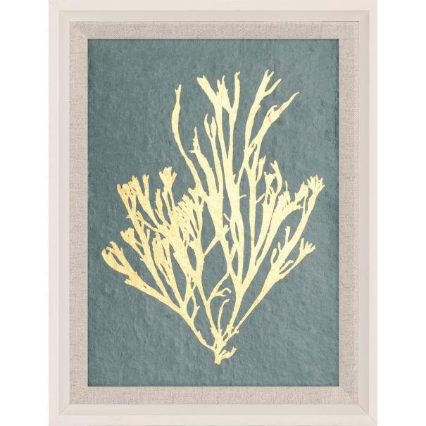 Silkscreen Seaweeds 2
