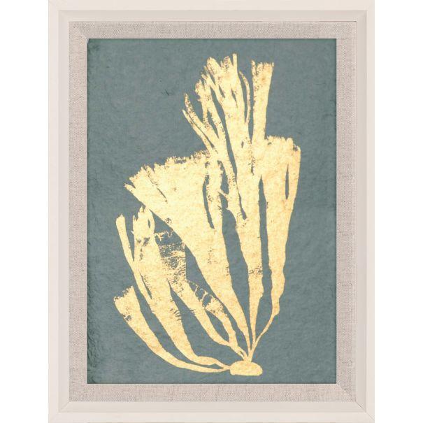 Silkscreen Seaweeds 3