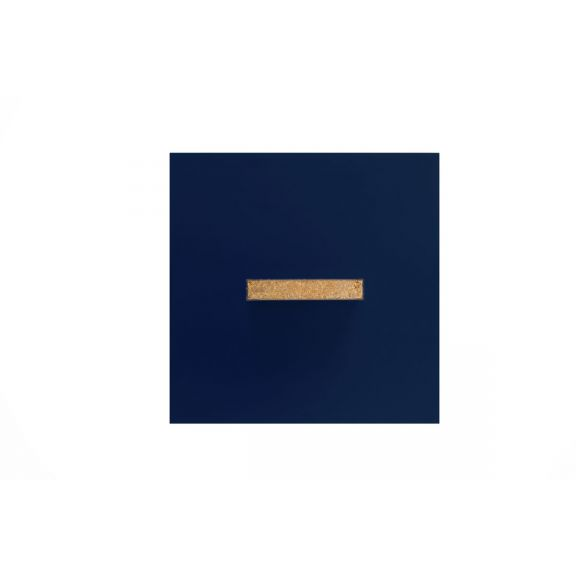 Gold Mind in Blue