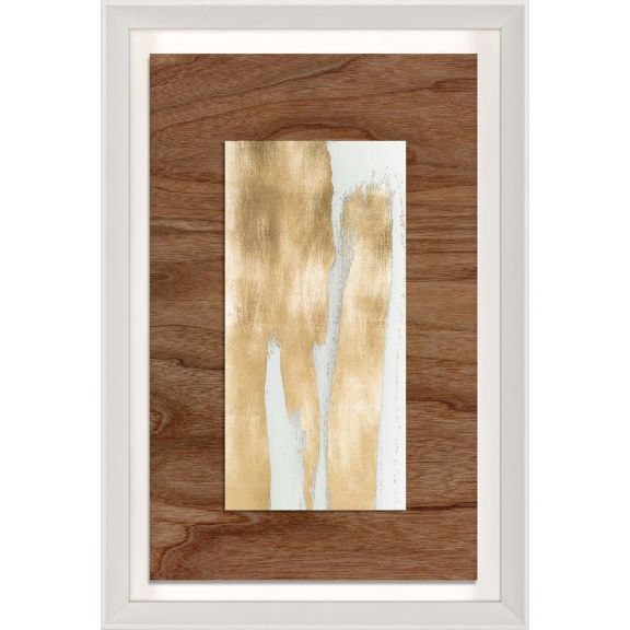 Abstract on Wood 3