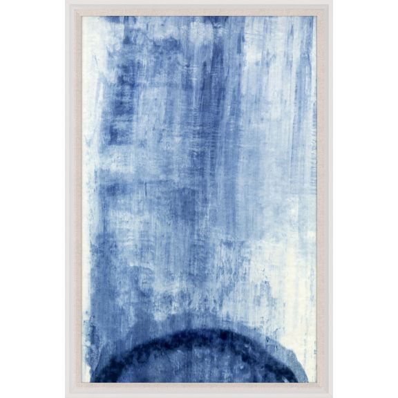 Abstracted Landscape, Blue 8
