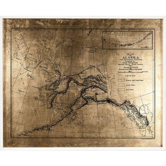 An American Journey, Large: Alaska 2