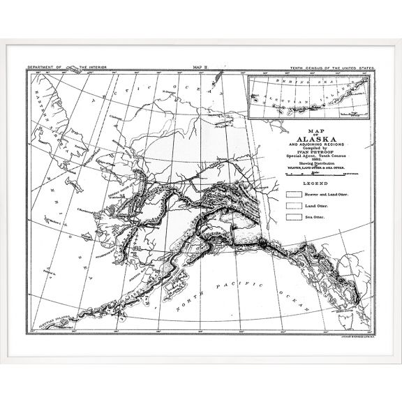 An American Journey, Large: Alaska 1