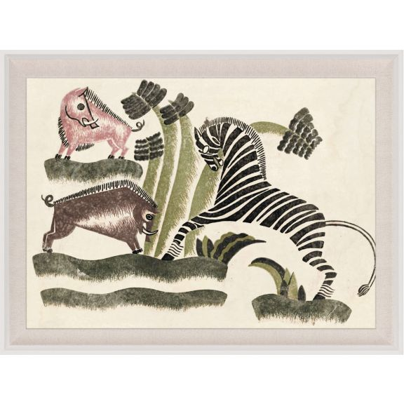 Animals Playing 2