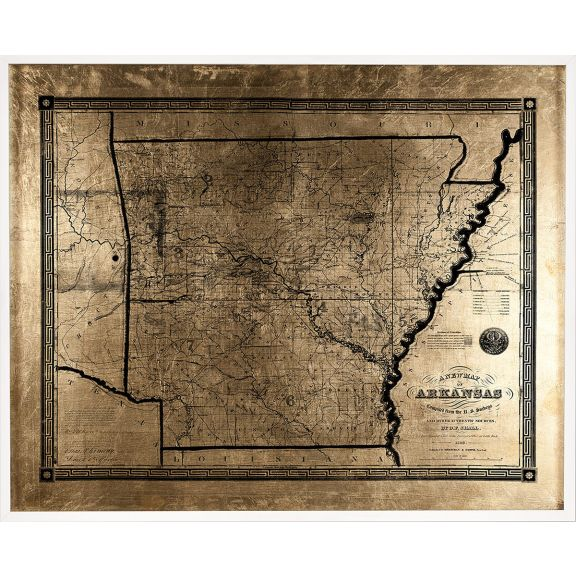 An American Journey, Large: Arkansas 2