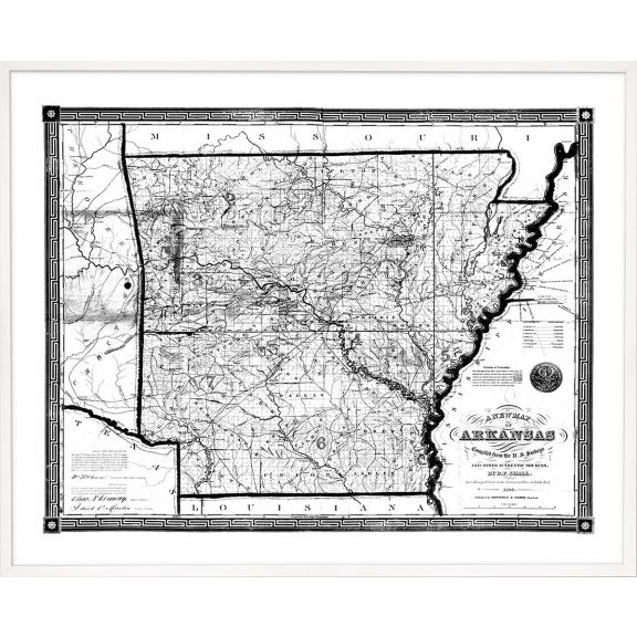 An American Journey, Large: Arkansas 1
