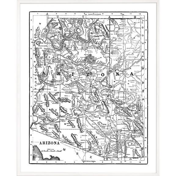 An American Journey, Large: Arizona 1