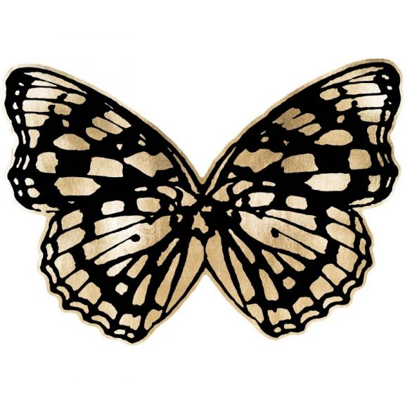 Butterfly Royale, Black 1