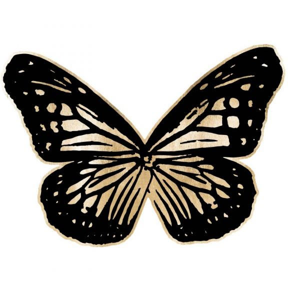 Butterfly Royale, Black 2