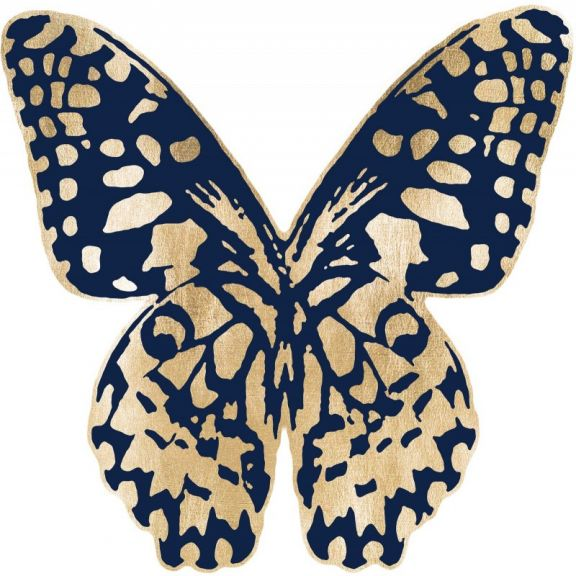 Butterfly Royale, Blue 1