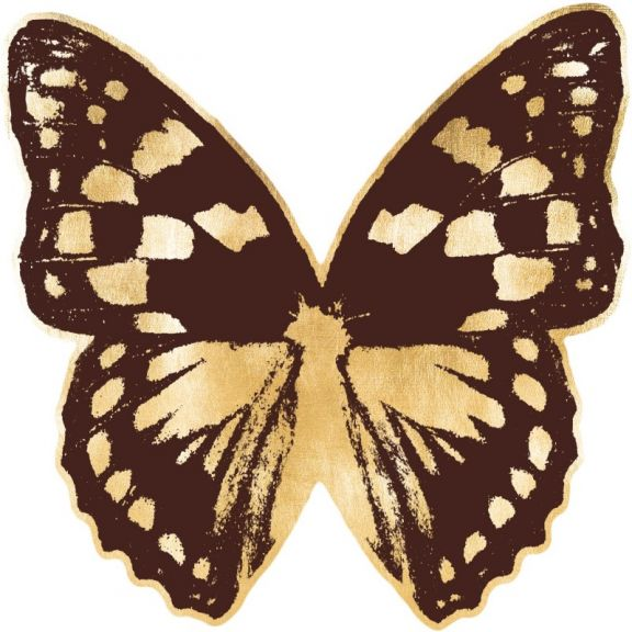 Butterfly Royale 2, Brown 1