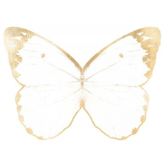 Butterfly Royale, White 1