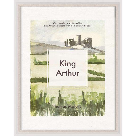 Book Covers, King Arthur