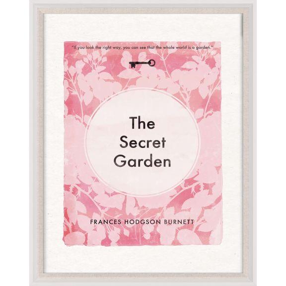 Book Covers, Secret Garden