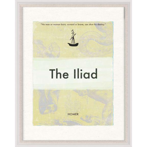 Book Covers, The Iliad