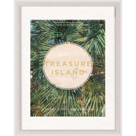Book Covers, Treasure Island