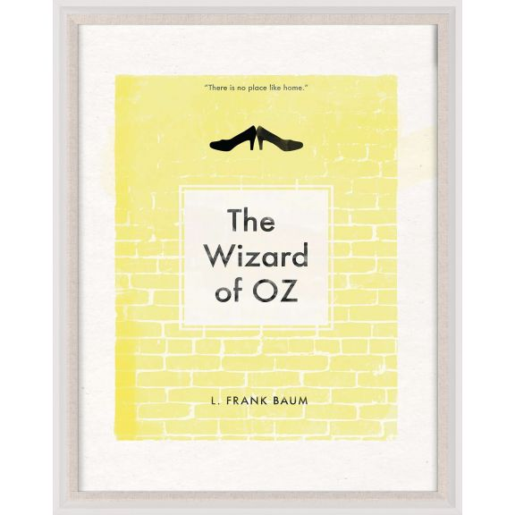 Book Covers, The Wizard of Oz