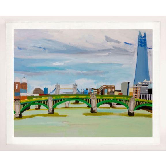 Alison Jones British Watercolor No. 1
